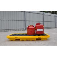Oil Tank Storage HDPE Drum Spill Containment Deck, Spill Deck for 220L Oil Drum