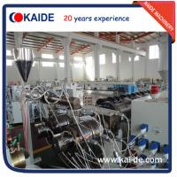 China 30m/min PPR/PPRC water pipe extruding equipment KAIDE wholesale
