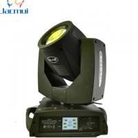 China Bee Eye Auto Rotating Moving Head Laser Light 8r Sound Rainbow 10 / Dmx512 wholesale