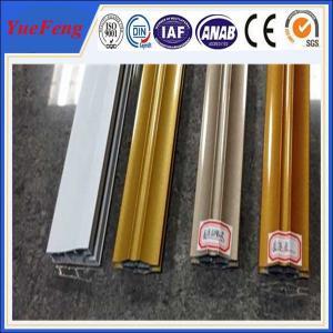 China 6063 t5 aluminum profiles custom products triangle pipe / electrophoresis aluminium pipe wholesale