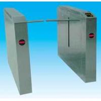 Quality 304 stainless steel drop arm gate for special channel management systems with alarm for sale