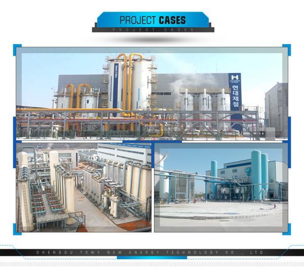hydrogen plant refinery