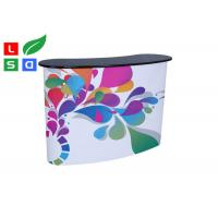 China Magnetic Block Trade Show Displays OEM OEM Accepted Portable Display Tables on sale