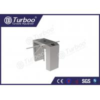 China Heavy Duty Bidirectional Tripod Turnstile Gate Double Machine Core Stainless Steel wholesale