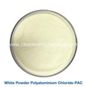 China White Polyaluminum Chloride  for Drinking Water Treatment wholesale