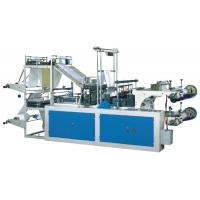 China Ruian Full-Automated Plastic Film Bag Making Machine for Shopping Packing in Factory Directly Sale Model No. GFQ-600 wholesale