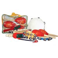 China Mini Percussion Kids Musical Instrument Children Wooden Toy Outfit wholesale