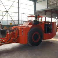 China FYKC-12 china made articulated underground dump truck 6 m3 12 tons on sale