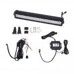 China 6000K Dual Row Car Light Bar / Aluminum Housing LED Auto Light Bar wholesale