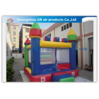 China Classic Kids Blow Up Inflatable Bouncy Castle For Children Playground wholesale