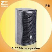 """China P6 6.5"""" Two Way Professional Speaker wholesale"""