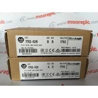 China Allen Bradley Modules 1761-L20BWA-5A ANALOG INPUTS RELAY OUTPUTS ANALOG OUTPUT Highest version wholesale