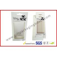 Small Card Board Packaging Boxes, Promotional C2s Paper Box For iPhone Case Packing