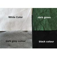China PP / PET Non Woven Geotextile Fabric , Underlayment Geotextile Drainage Fabric wholesale