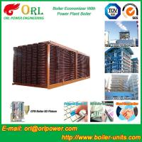 China Natural Gas Industry CFB Boiler Finned Tube Petroleum Economizer In Power Plant wholesale