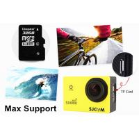 Quality Small Portable Underwater Waterproof Sports Action Camera 1080P 30FPS High Resolution for sale