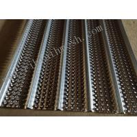 China 3/8 High Ribbed Formwork ,HY Rib Sheet 2000mm Length To Form Retaining Walls on sale