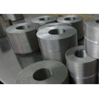 China Heavy Duty SS Woven Wire Mesh Filtration Layer Of Leaf Filter 30m Length wholesale