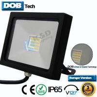 China 120LPW Efficiency Outdoor Wall Mounted Flood Lights ADC12 Aluminium LED Lighting wholesale