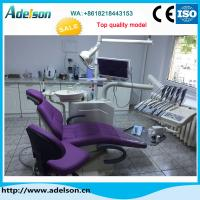 China Best Selling Intelligent Dental Chairs Used Luxury Dental Chair Price Lists With Denmark LINAK motor wholesale