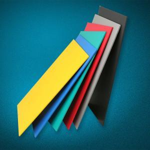 China 1mm pvc sheet,0.38 density PVC board,PVC rigid sheet for printing on sale