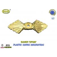 Buy cheap DP026 Casket And Coffin Accessories Screw Bracket Accessorios Para Ataudes 3.2*9.3 Cm from wholesalers