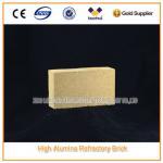China Types Of High Alumina Refractory Fire Brick wholesale