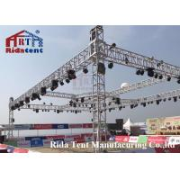 China Line Array Stage LightTruss Systems6082-T6 Aluminum Alloy High Hardness wholesale