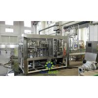 Buy cheap High speed Hot Drink Filling Machine Automatic Water Filling Line from wholesalers