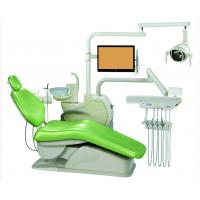 China MR-AL388AA-1 Economic Low-mounted Dental Chair Unit With 0.5MPa - 0.8MPa Air Pressure on sale
