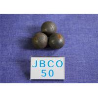 China Hot Rolling Steel Balls B2 D50mm wholesale