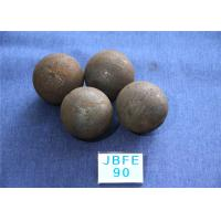 Quality Unbreakable High Precision Grinding Media Steel Balls Dia 90mm for Mineral Processing for sale