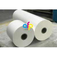 China 17-27micron BOPP Matte Lamination Film Roll 445mm*3000m Size BV Certification wholesale