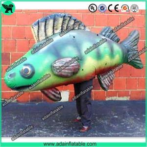 China Inflatable Fish Costume,Inflatable Fish Cartoon,Inflatable Fish Mascot, Tropical Fish wholesale