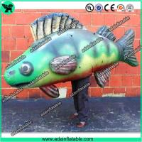 China Inflatable Fish Costume,Inflatable Fish Cartoon,Inflatable Fish Mascot, Tropical Fish wholesale