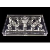 Buy cheap Permanent Makeup Tattoo Accessories Transparent Plastic Pigment Cup Holder from wholesalers
