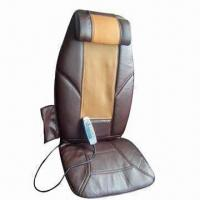China PU Cover Massage Chair with Moving Mechanism, Used in Officees, Cars and Households wholesale
