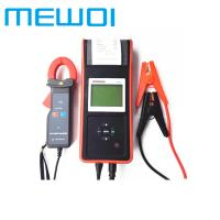 China MEWOI768A Car Battery Tester/accumulator; storage battery; storage cell; storage element; accumulator cell Tester wholesale