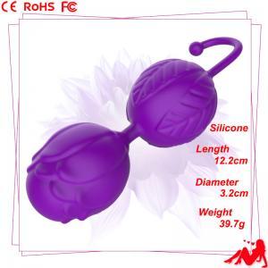 Quality Smart Ben Wa Balls Vaginal Tight Exercise Female Kegel Ball Sex Toys Vagina for sale