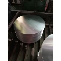China 1060 H14 Aluminum Disk Blanks With Mill Finish Surface, Aluminium Circle wholesale