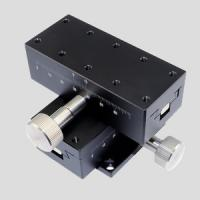 China DY21-49CT XY axis Dovetail Guide Linear Stages  ,Positioning Stage, Translation Stage,40x90mm wholesale