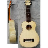 China Classic Flamed Maple Top Hawaii Guitar Ukulele with Rosewood Fingerboard AGUL16 wholesale