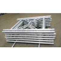 China 1830*1219mm mobile Frame Scaffolding System walkthrough door frame wholesale