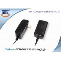China EN60065 AV Wall Mount Power Adapter 5V 4A , AC DC Switching power adapter wholesale