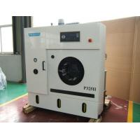 China Solvent Recyling System Automatic Dry Cleaning Machine 6kg - 25kg With Full Closed Structure wholesale