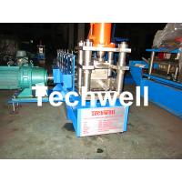 Quality Steel Metal Angle Forming Machine / Cold Roll Forming Machine TW-L50 for sale