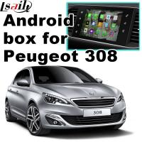 Buy cheap Peugeot 208 2008 308 3008 508 Audio Video Interface SMEG+ MRN SYSTEM Upgrade WIFI BT Mirror Link product