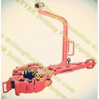 Quality BJ TYPE SDD Manual Tong and Tong Dies Equivalent to NOV Varvo HT-100 Tong parts for sale