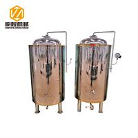 Quality Semi Automatic Commercial Microbrewery Equipment 100L / 200L Tank for sale