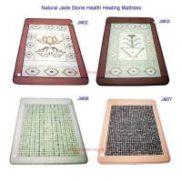 China Far Infrared Negative Ion Jade Heating Mattress wholesale